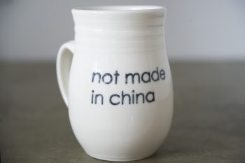 TASSE GROSSE NOT MADE IN CHINA